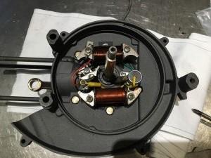 Piaggio 50ccm Motor 10