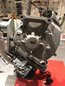Piaggio Engine 80/07